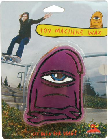 Toy Machine(Purple Transmissionator) Wax