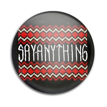 SAY ANYTHING (MIDWEST) PIN