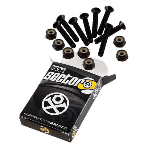 SECTOR 9 HARDWARE BOLTS