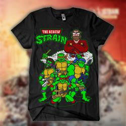 THE ACACIA STRAIN (TURTLES) T-SHIRT