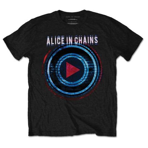 ALICE IN CHAINS (PLAYED) T-SHIRT