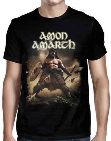 AMON AMARTH (BERSERKER NORTH AMERICA TOUR) T-SHIRT