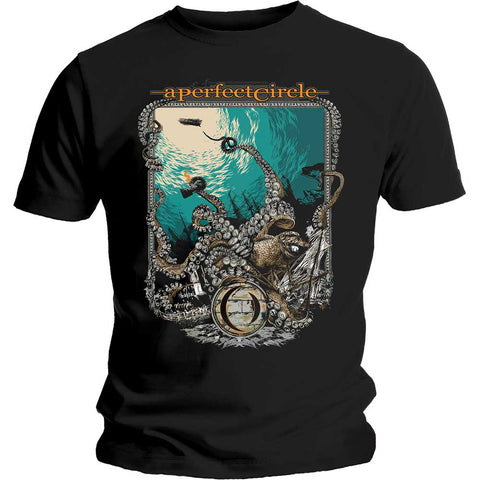 A PERFECT CIRCLE (THE DEPTHS) T-SHIRT