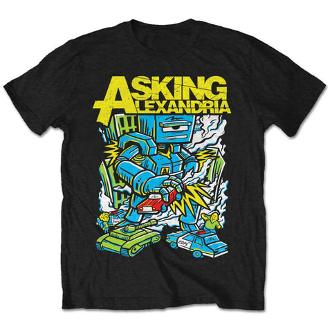 ASKING ALEXANDRIA (KILLER ROBOT) T-SHIRT