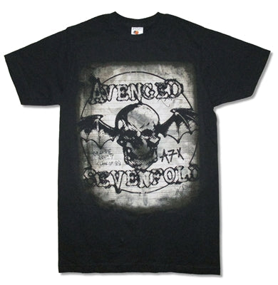 AVENGED SEVENFOLD (CLASS OF 99') T-SHIRT