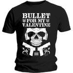 BULLET FOR MY VALENTINE  (BULLET CLUB) T-SHIRT