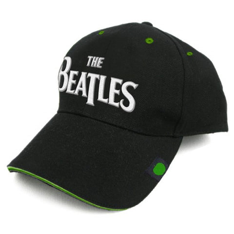 THE BEATLES (DROP T LOGO) BASEBALL CAP