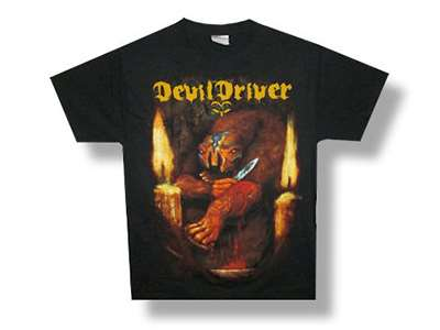 DEVIL DRIVER (KNIFE) T-SHIRT