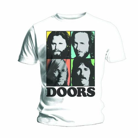THE DOORS (COLOR BOX) T-SHIRT