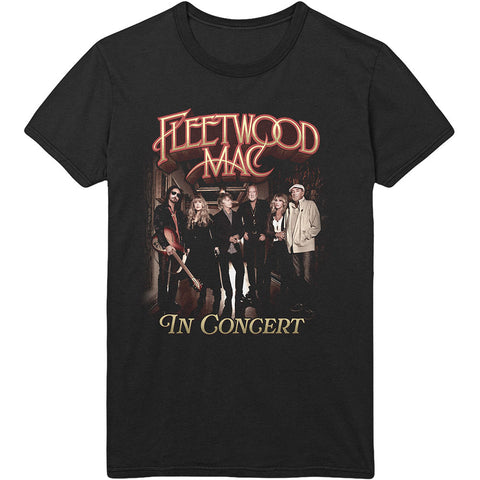 FLEETWOOD MAC (IN CONCERT) T-SHIRT