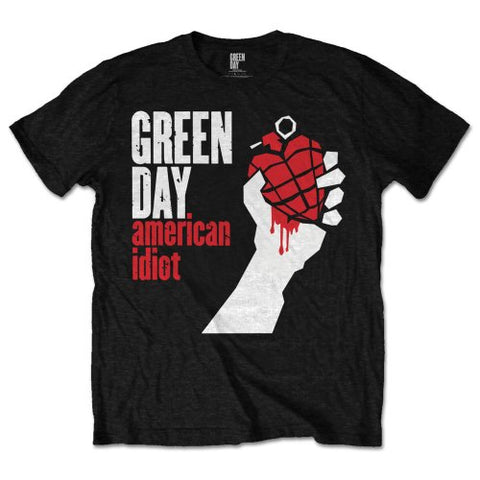 GREEN DAY (AMERICAN IDIOT) T-SHIRT