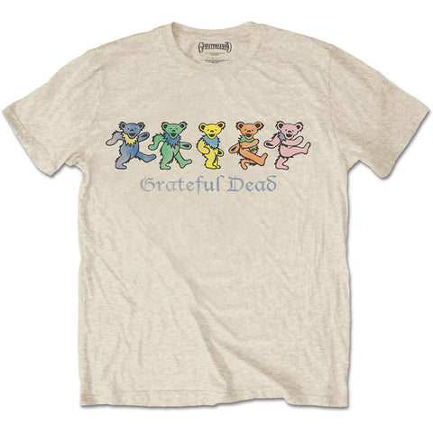 GRATEFUL DEAD (DANCING BEARS) T-SHIRT
