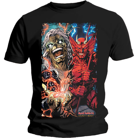 IRON MAIDEN (DUALITY) T-SHIRT