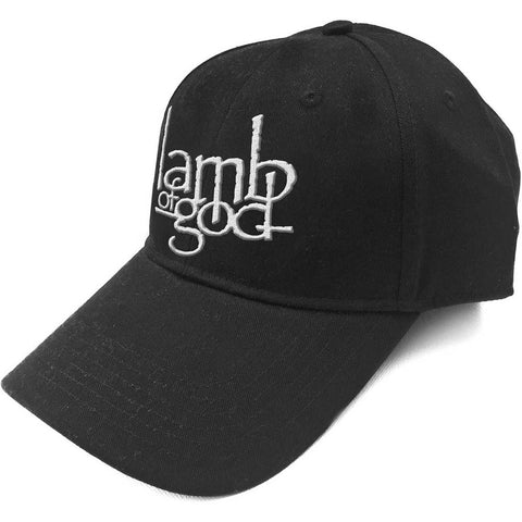 LAMB OF GOD (LOGO) BASEBALL CAP