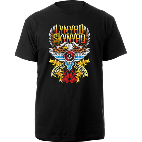 LYNYRD SKYNYRD( SOUTHERN ROCK AND ROLL) T-SHIRT