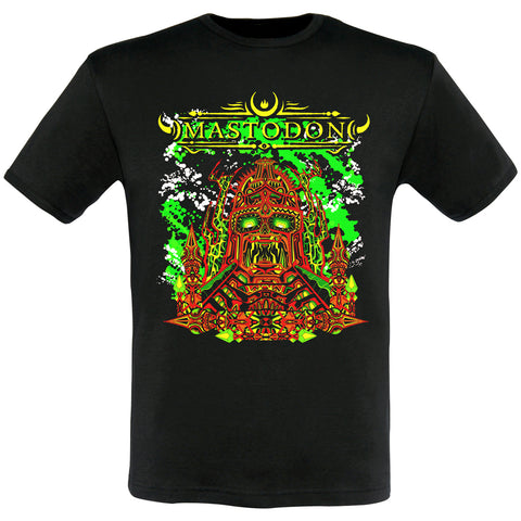 MASTODON (EMPEROR GOD HEAD) T-SHIRT