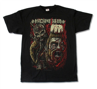 MACHINE HEAD (THIS IS NOT A GAME) T-SHIRT