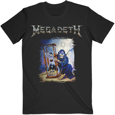 MEGADETH (COUNTOWN HOURGLASS) T-SHIRT