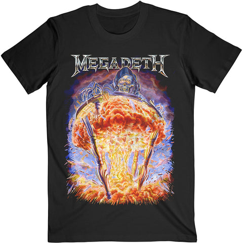 MEGADETH (COUNTDOWN TO EXTINCTION) T-SHIRT