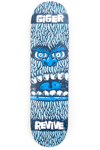 REVIVE (JOHNNY GIGER MONSTER) DECK 8.25""