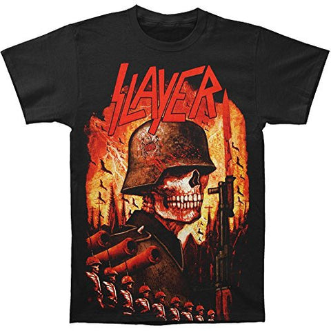 SLAYER (INVASION) T-SHIRT
