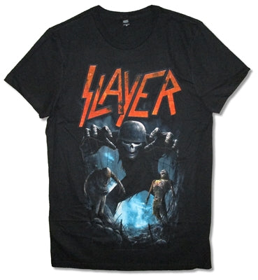 SLAYER (PUPPETS) T-SHIRT