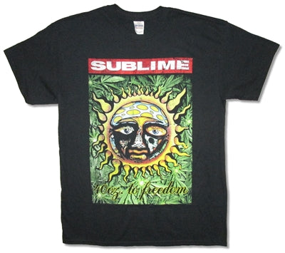 SUBLIME (LEAVES) T-SHIRT