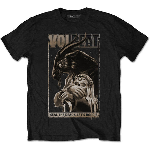 VOLBEAT (GOAT WITH SKULL) T-SHIRT