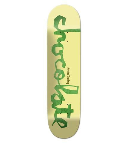 CHOCOLATE (TRASHY OG CHUNCK) DECK 8.5""