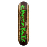 CHOCOLATE (BLUNT GUTS) DECK 8.5 RAVEN TERSHY
