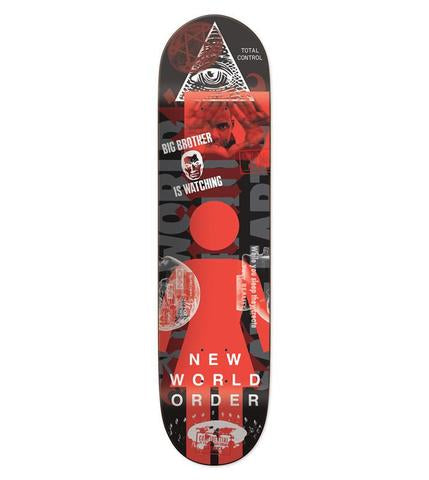 GIRL (BIEBEL CONSPIR-OG) DECK 8.0""