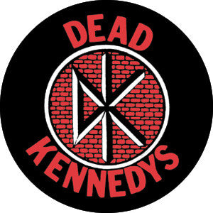 DEAD KENNEDYS (LOGO) BUTTON