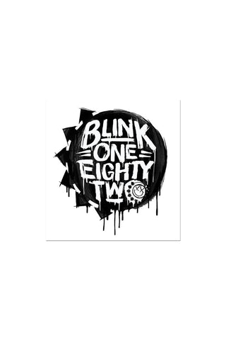 Blink 182 stage 2 sticker
