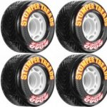 SANTA CRUZ STOMPER TREADS (ROAD RIDER) BLACK 70MM