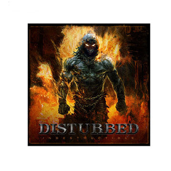 DISTURBED (ALBUM COVER) STICKER
