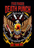 FIVE FINGER DEATH PUNCH (EAGLE PUNCH) T-SHIRT