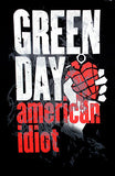 Green Day (Smoke Screen) T-Shirt
