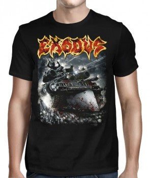 EXODUS (SHOVEL HEADED KILL MACHINE) T-SHIRT