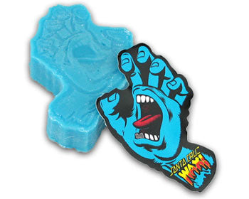 SANTA CRUZ (SCREAMING HAND) WAX