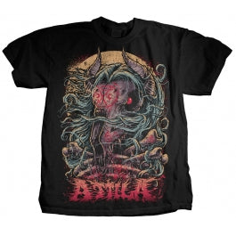 ATTILA (GOAT HEAD) T-SHIRT
