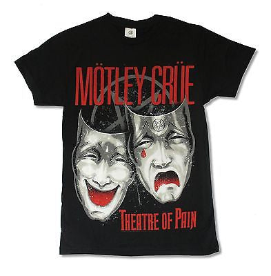MOTLEY CRUE (THEATER OF PAIN) T-SHIRT