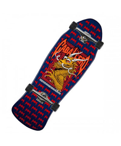 CABALLERO (POWELL PERALTA) RED COMPLETE