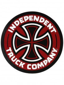 "INDEPENDENT COLORED 5"" STICKER"