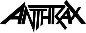 ANTHRAX RUB-ON STICKER