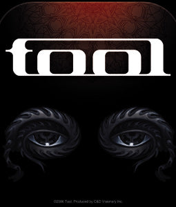 TOOL (EYES) STICKER