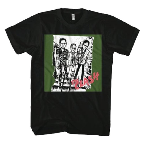 THE CLASH (1ST ALBUM) T-SHIRT