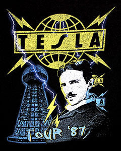 TESLA (1987 TOUR) T-SHIRT