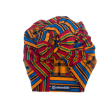 Akoben Nubian Terry(TM) Bun Wrap - Stripe Series