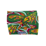 Akoben Nubian Satin(TM)Wrap - Kente