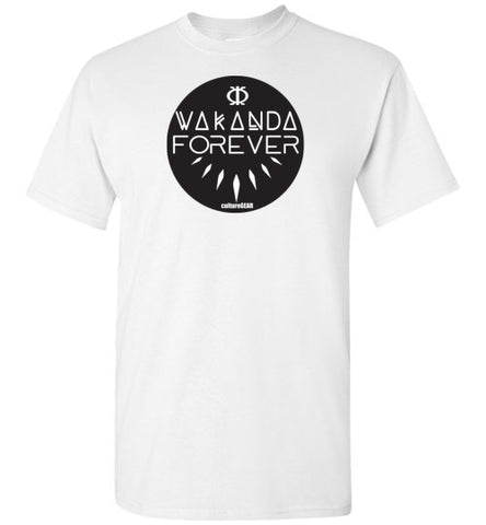 Wakanda Forever Unisex Tee (multiple colors)